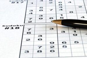 Sudoku - bei jung und alt beliebt